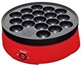 Electric Japanese Takoyaki Pan Sop-650(r) (japan import)
