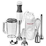 KitchenAid 5KHB2531EWH blanc