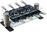 Lagrange 009801 Appareil à raclette Transparence®, 8 Personnes
