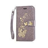 MIQLT Galaxy S3 Mini I8190 Slim Etui Coque PU pour Samsung Galaxy S3 Mini I8190 Flexible Souple Housse Soft Case ...