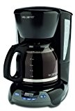 Mr. Coffee VBX23 12-Cup Programmable Coffeemaker, Black by Mr. Coffee