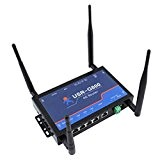 NRS IOT USR-G800-42 Industrial 4G Wireless Router TD-LTE et FDD-LTE Support Network Web Réglage Fonction WiFi