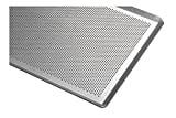 Plaque aluminium perforée professionnelle 400* 300 mm