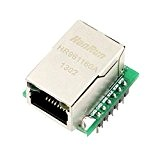 USR 1 Piece USR-ES1 W5500 Chip, New SPI LAN / Ethernet Converter, TCP / IP Mod