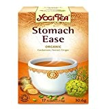 Yogi Tea | Stomach Ease - Og | 6 x 17 Bags