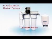 L'Osmoseur, le nec plus ultra de la filtration