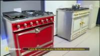 Table de cuisson au gaz : la Rolls-Royce des cuisiniers